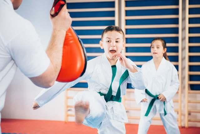 Fitness, Sundance Martial Arts Vernon, British Columbia