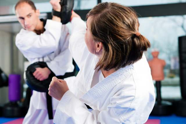 Karateadult1.1, Sundance Martial Arts Vernon, British Columbia