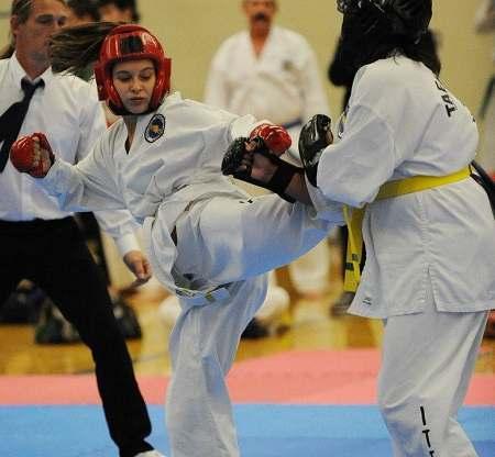 Arianna Sidekick, Sundance Martial Arts Vernon, British Columbia