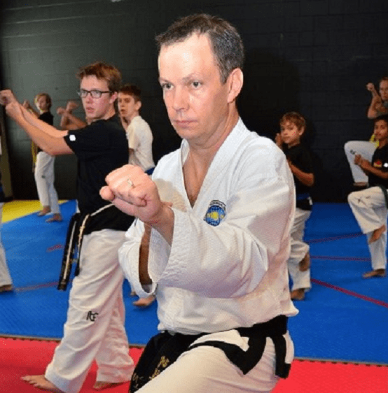 Rob 1, Sundance Martial Arts Vernon, British Columbia