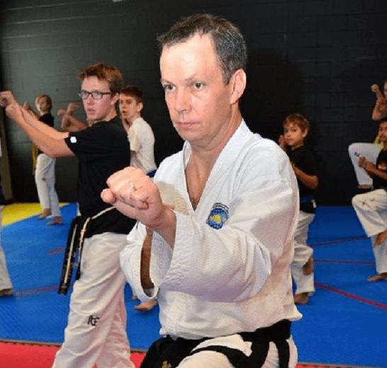 Rob 2, Sundance Martial Arts Vernon, British Columbia